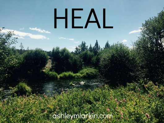 HealByTheRiver